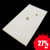 Tray Liner 72-Slots Ring Insert White