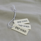 Custom Made Logo Print Paper Tags