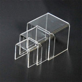 Acrylic Showcase Display Riser Set (3pcs)