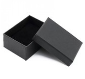 "100 Jewelry Box Foam Insert 3x2x1"" Black Matte"
