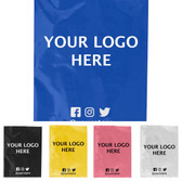 Custom Print Poly Mailer Shipping  Bag