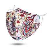 Reusable Cotton Adult Face Mask Individual Sealed MSKA034