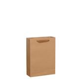 "50 Kraft Paper Shopper Shopping  Bag 5x2x6""(12*6*16cm)"