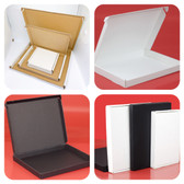 SAMPLE PACK Folding Shipping-Friendly Lettermail Box (Free Shipping)