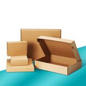 "Shipping Mailer Box 9.75x7.75x2.75""(25*20*7cm)"
