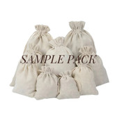 SAMPLE PACK Cotton Linen Bag (Free Shipping)