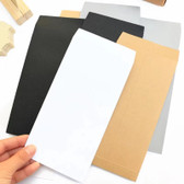 "Paper Packing Storage Bag 4x6"" White (100)"