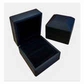 Deluxe Jewelry Box for Ring Black Matte