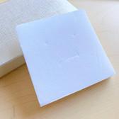 "50 Foam Insert 3.5"" x 3.5"" White"
