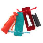 "Velvet Cosmetics LipStick Pouch Bag 5.5"" x 2"" (M)"