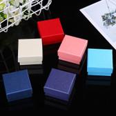 """Jewellery Box 2""""x2""""x1"""" (Foam Insert) Multi-Use"""