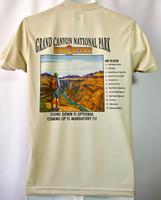 Grand Canyon National Park Men's Rim 2 River Shirt