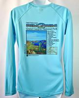 Grand Canyon National Park Women's Rim 2 Rim Long-Sleeved Shirt