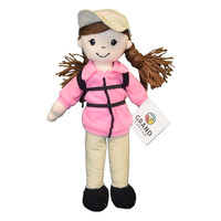 Hiker Doll Plush Toy