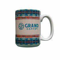 Grand Canyon Pendleton Yavapai Basketmaker Mug