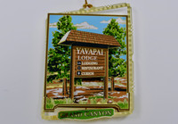 Christmas Ornament Yavapai Lodge