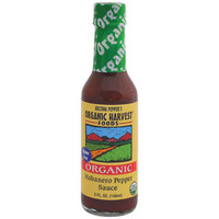 Arizona Pepper's Organic Habanero Pepper Sauce
