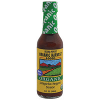 Arizona Pepper's Organic Jalapeno Pepper Sauce