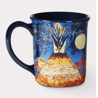 Grand Canyon Pendleton Full Moon Lodge Mug