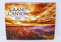 2019 Grand Canyon Wall Calendar