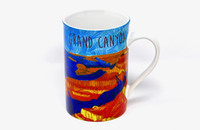 Grand Canyon Starry Night Mug