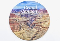 Grand Canyon Large Round Magnet