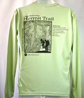 Hermit Trail Men's Shirt Long-Sleeved