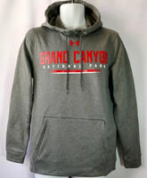 Grand Canyon Under Armour Pullover Hoodie Gray