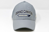 Grand Canyon Under Armour Hat Gray