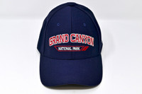 Grand Canyon Under Armour Hat Navy Blue