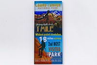 Grand Canyon Fun Facts Magnet