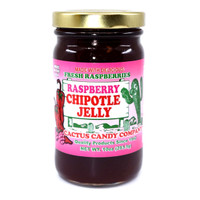 Raspberry Chipotle Jelly
