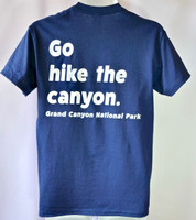 Go Hike The Canyon T-Shirt - More Colors