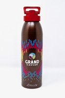 Grand Canyon Copper & Native Design Water Bottle