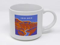 Grand Canyon Centennial 2019 Wide Mug