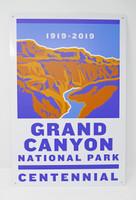 Grand Canyon Centennial 2019 Metal Sign