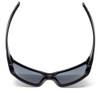 Oakley Designer Sunglasses Fuel Cell  in OD Eagle Matte Black & Grey Polarized Lens (OO9096-91)