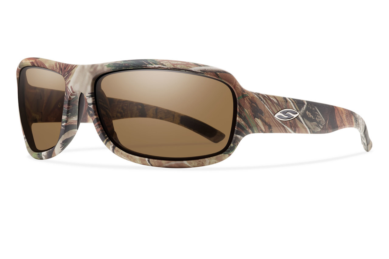 ebb6aec90f Smith Optics DROP ELITE in REALTREE AP   POLARIZED BROWN Lens ...