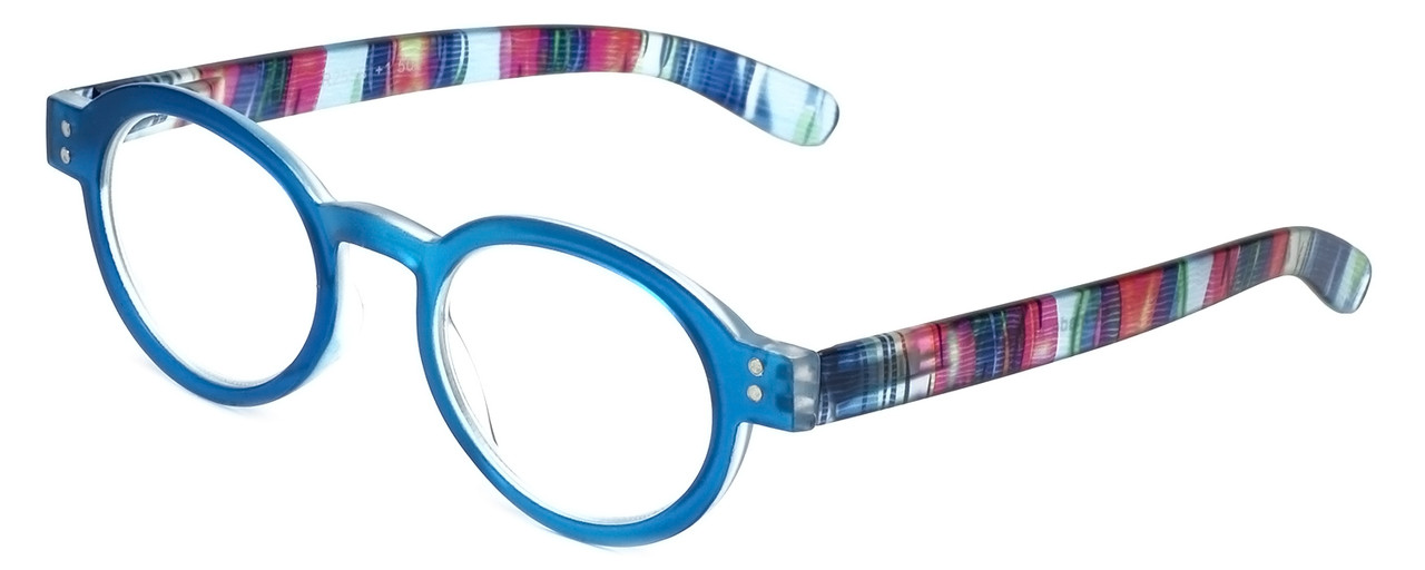 calabria 255 vintage oval reading glasses speert