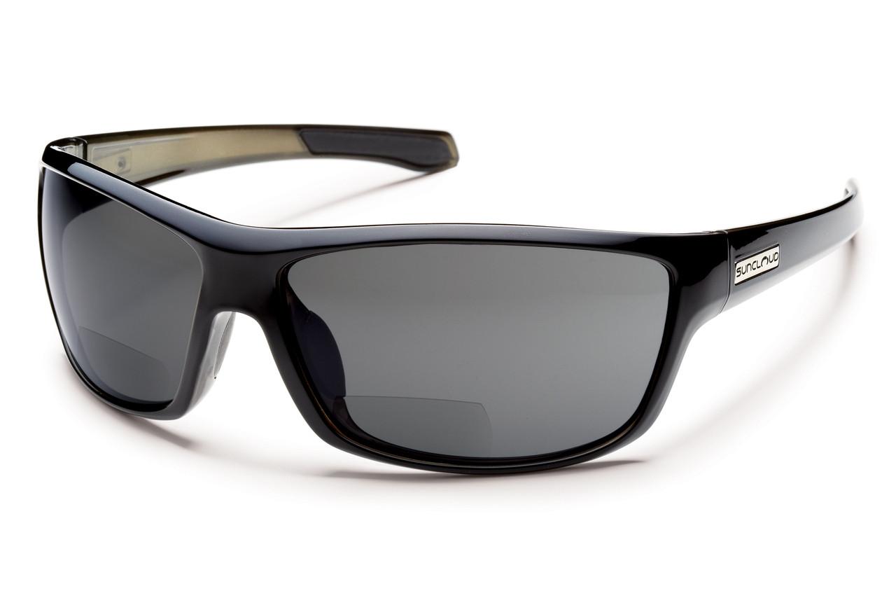48162934b3 Suncloud Conductor Polarized Bi-Focal Reading Sunglasses - Speert ...