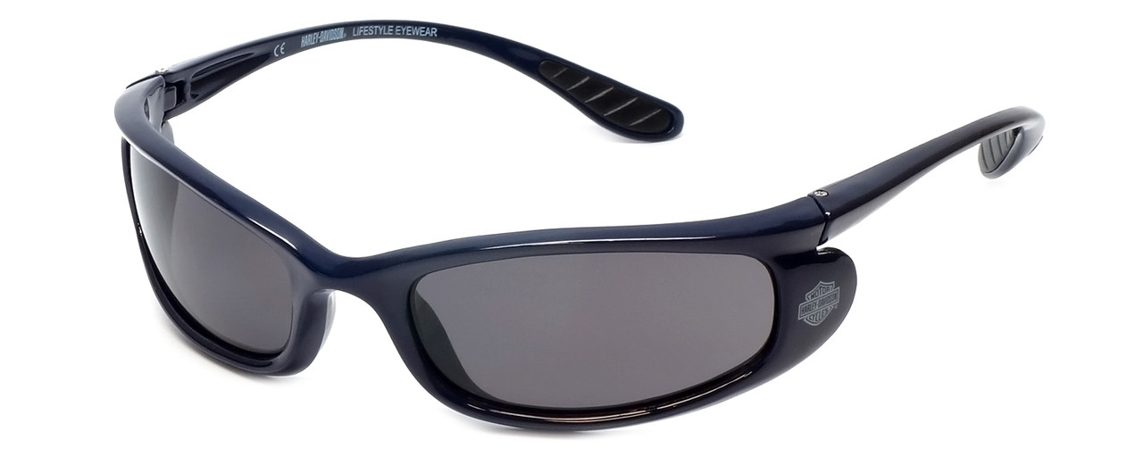 official designer sunglasses hd0626s90a in navy frame with grey lens