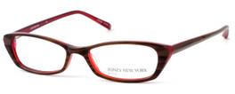 Jones New York Designer Reading Glasses J209 Tortoise-Red