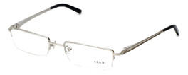 FRED Designer Eyeglasses FKK10782 in Platinum 012 :: Rx Single Vision