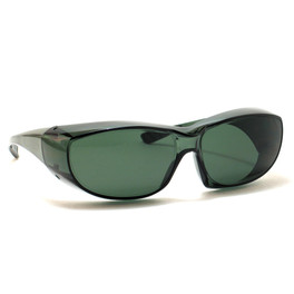 CALABRIA 6000G Economy Fitover with UV PROTECTION IN GREEN