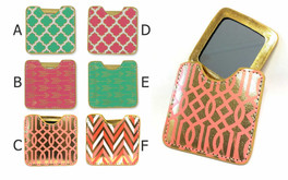 Speert Handmade European Pocket Fashion Magnifying Mirrors