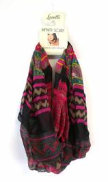Lavello Infinity Fashion Scarf Style 17