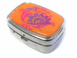 Elite Light Up Portable Pill Box in Style 1