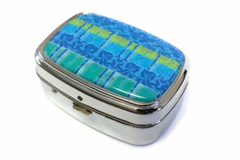 Elite Light Up Portable Pill Box in Style 7