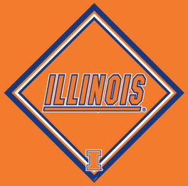 University of Illinois Cleaning Cloth