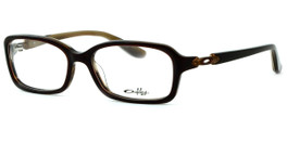 Oakley Optical Eyeglass Collection Crimp 1070 in Brown Marble (0453)